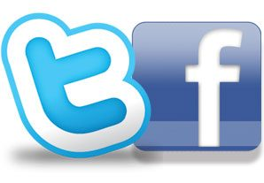 Seguiteci su Facebook e Twitter