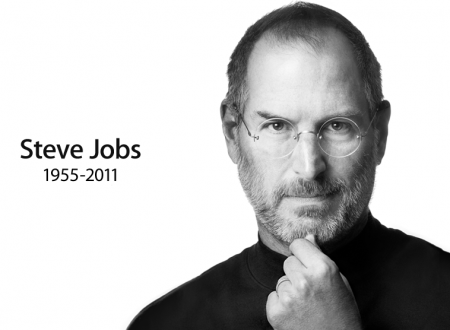 "Steeve Jobs: ""Siate affamati, Siate folli""."