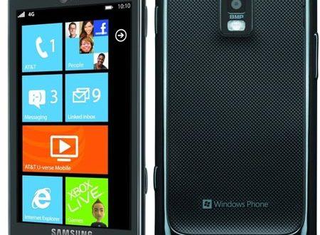 Nuovi Samsung WP: Focus S e Focus Flash