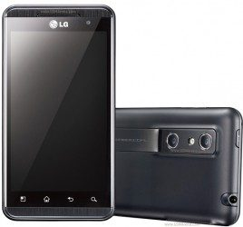 Aggiornamento ad Android Gingerbread per Lg Optimus 3D