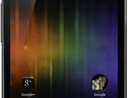 Galaxy Nexus in Italia dal 1 Dicembre