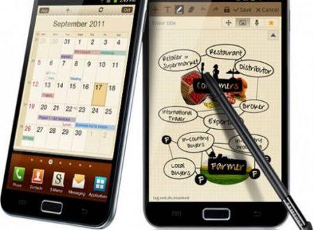 Samsung annuncia i dispositivi aggiornabili ad Android 4.0