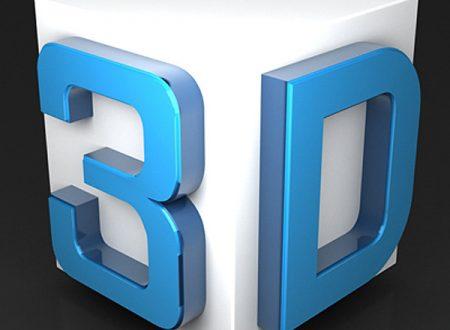 3D nel mondo smartphone e tablet…che ne pensate?
