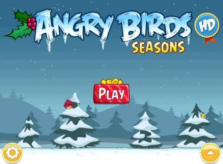 Angry Birds Season si aggiorna
