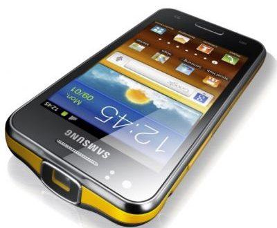 Samsung il Galaxy Beam con proiettore integrato