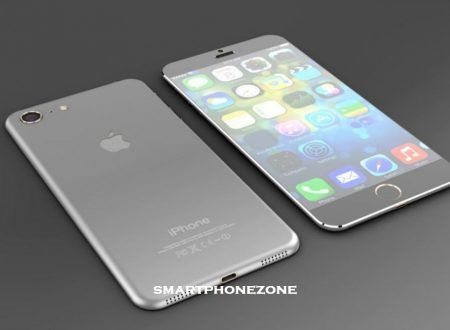 iPhone 7 si mostra in un video?