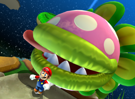 Super Mario Galaxy per Wii U disponibile sull' eShop