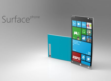 Microsoft Surface Phone in arrivo