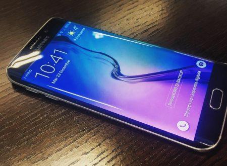 Nuove caratteristiche per il Galaxy S7