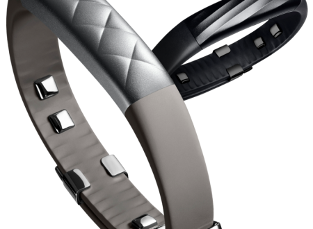 Fitnesstracker? Nuovo Jawbone Up3!