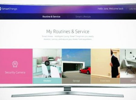 Le TV Samsung 2016 controlleranno la vostra casa