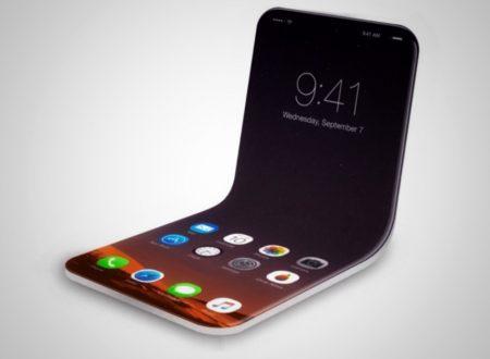 Apple chiede aiuto a Samsung per progettare un iPhone pieghevole?