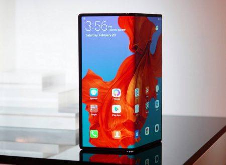 Mate X! Il pieghevole di Huawei