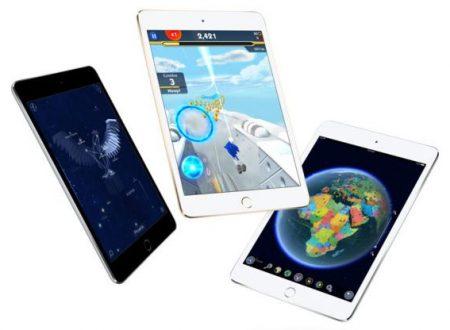 iPad mini 5 sarà uguale al suo predecessore?